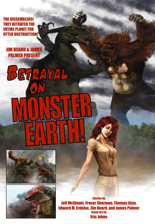 Monster Earth 2 cover -embedded