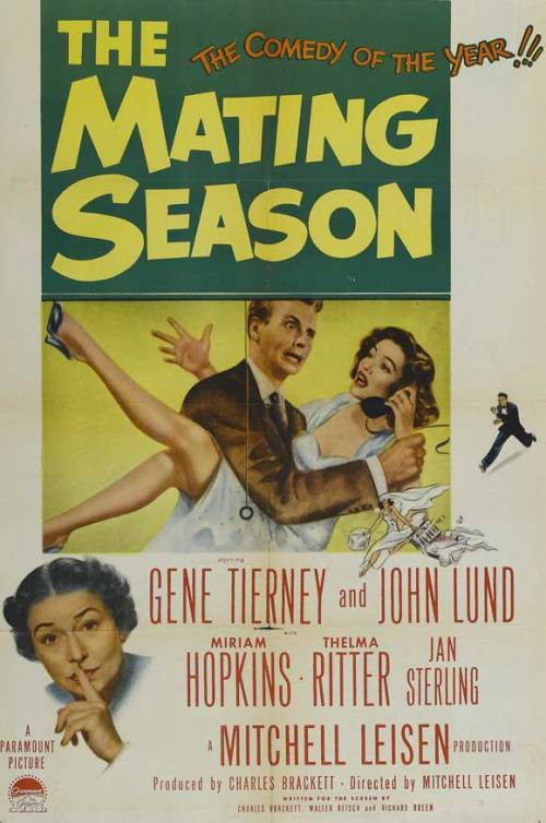 the-mating-season-movie-poster-1951-1020459085